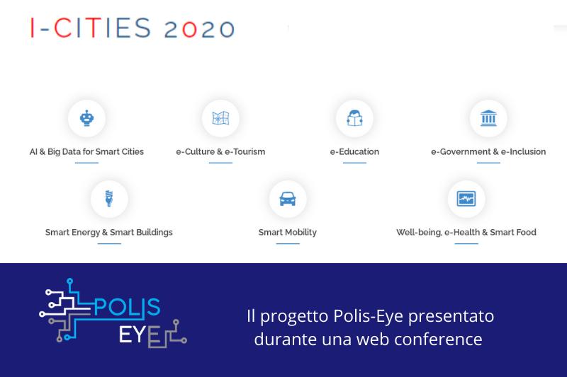Polis-Eye ad I-Cities2020